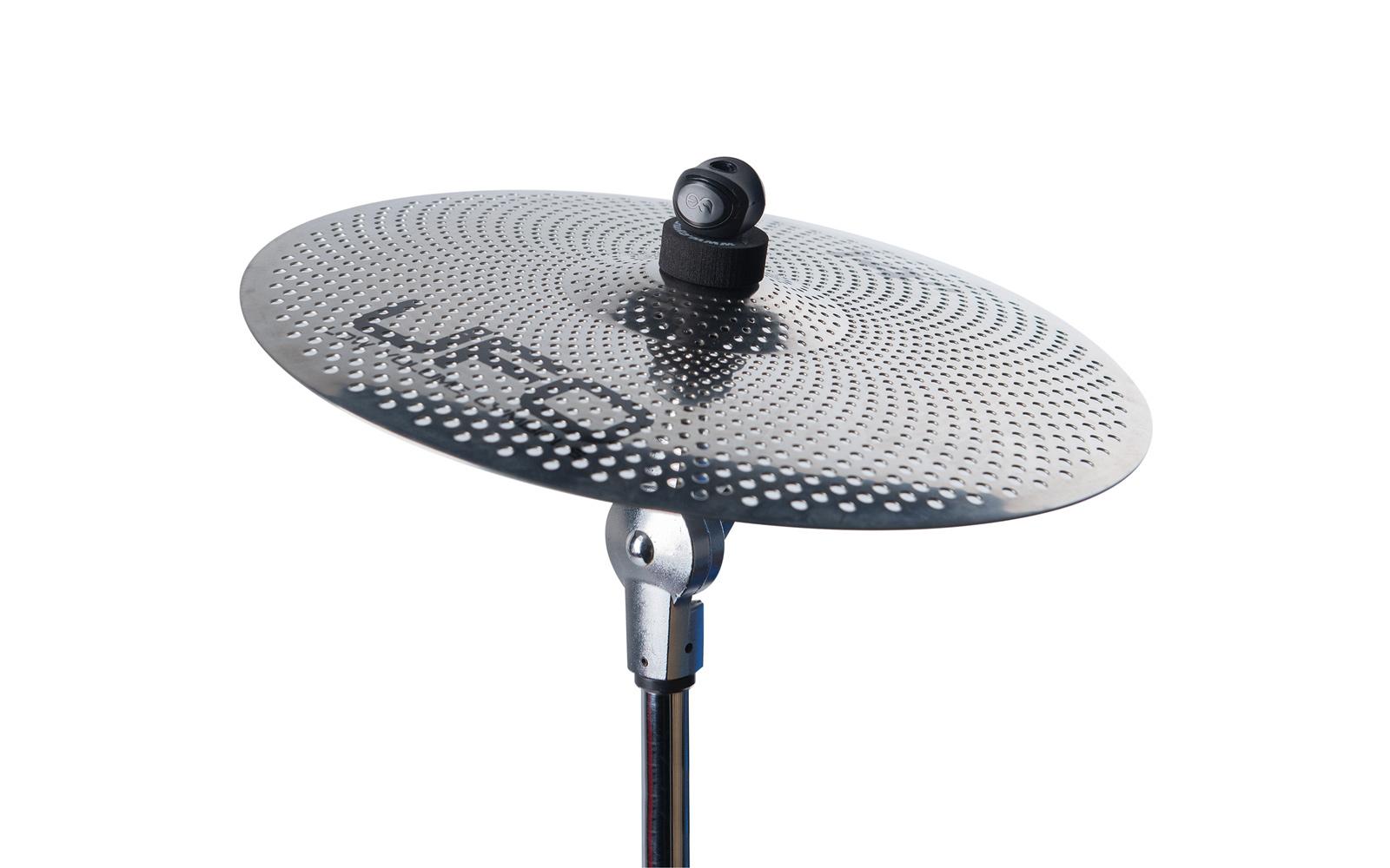 """UFO Cymbal Becken 14/"""" CRH 14 Schlagzeugzubehör  NEU"""