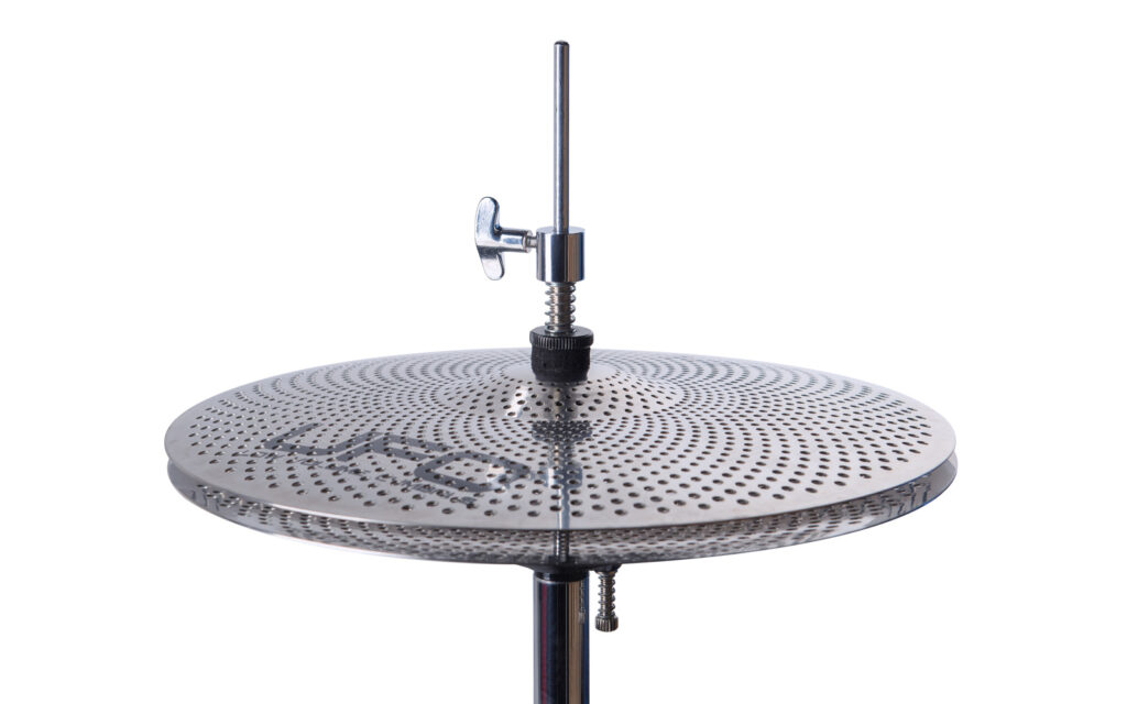 "UFO 14"" Low Volume Hihat Cymbals"