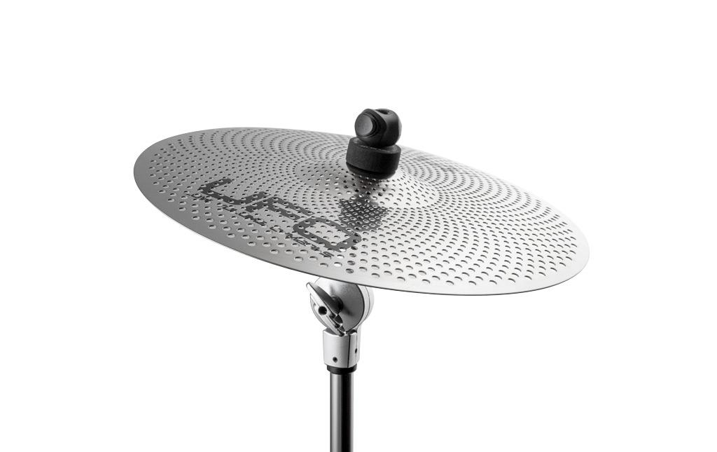 UFO 14 Crash low volume practice cymbal