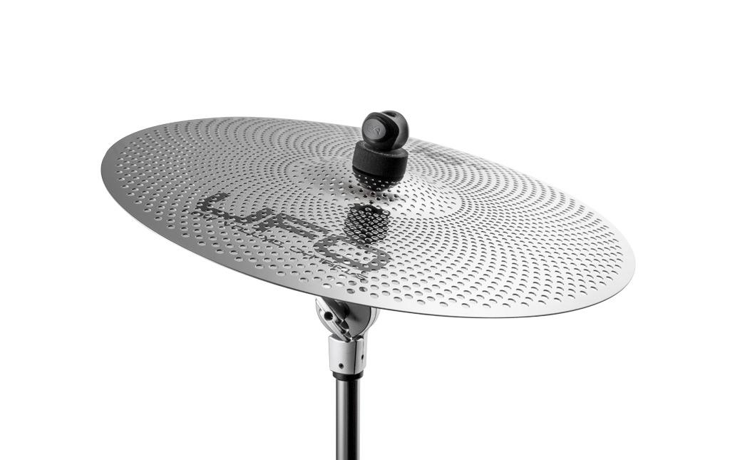UFO 16 Crash low volume practice cymbal