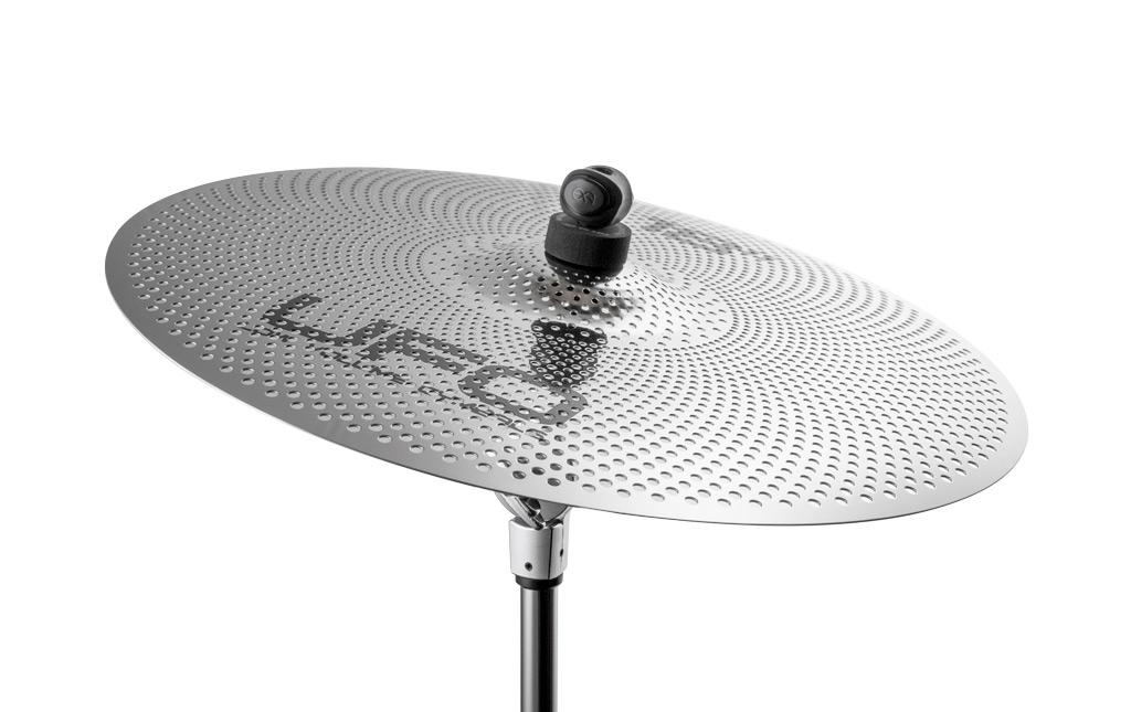 UFO 18 Crash low volume practice cymbal