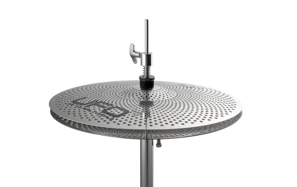 UFO 14 hihat low volume practice cymbal
