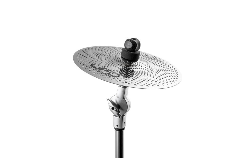 UFO 10 Splash low volume practice cymbal